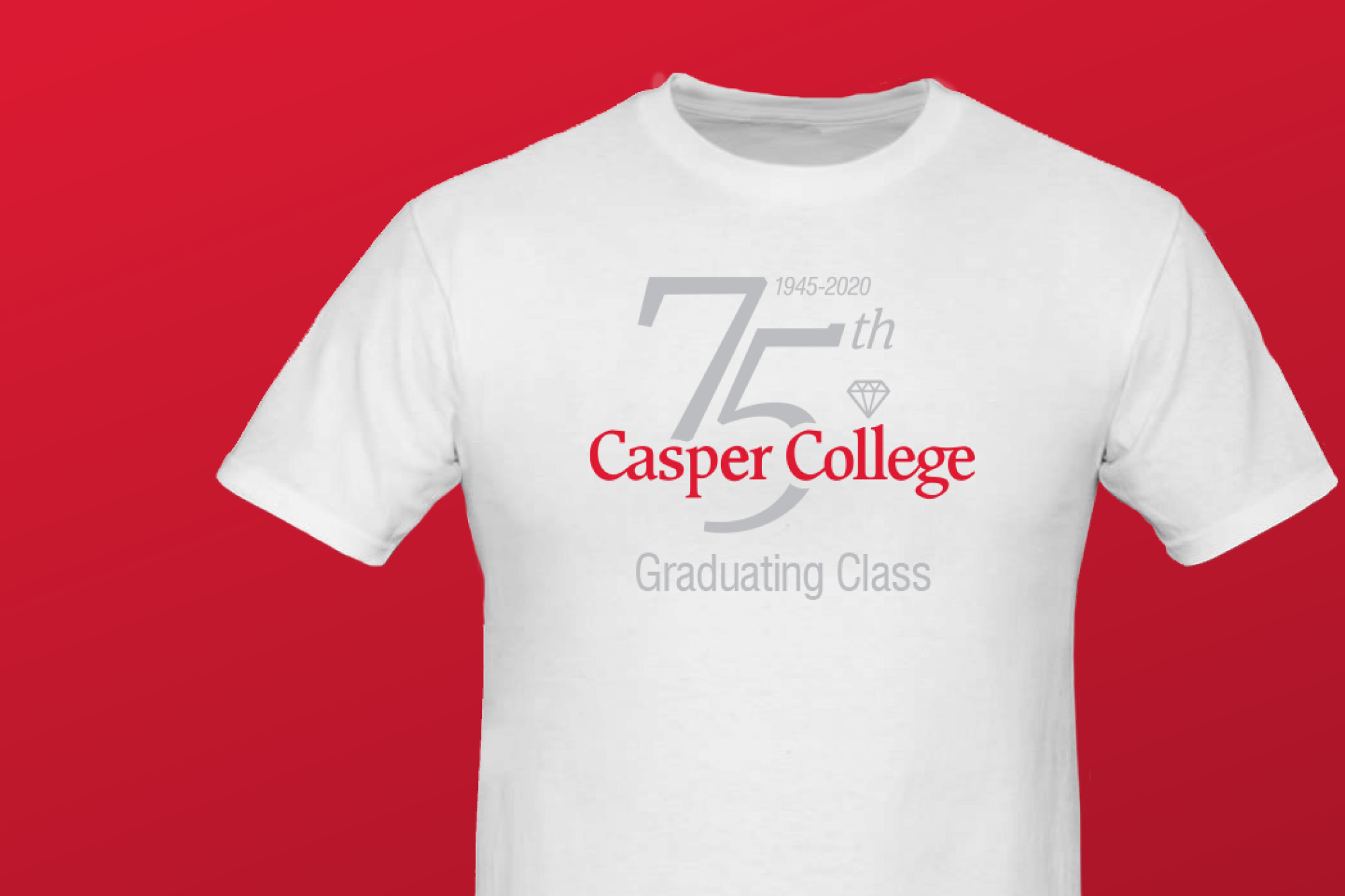 Image of Class of 2021 Commemorative T-shirt.