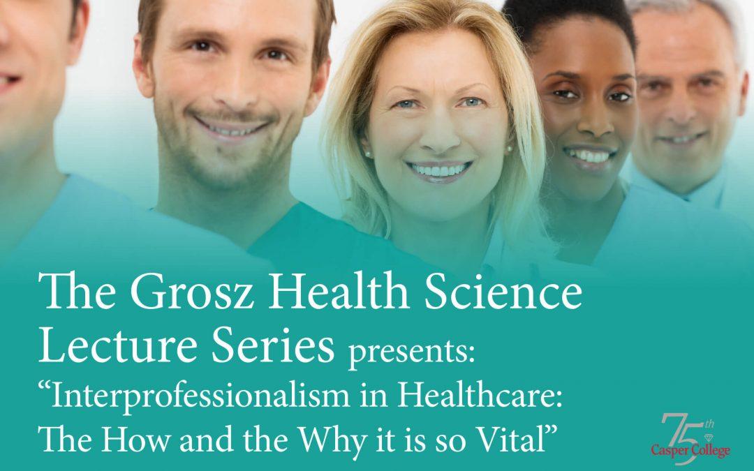 John J. Nance to speak at Grosz Lecture Series