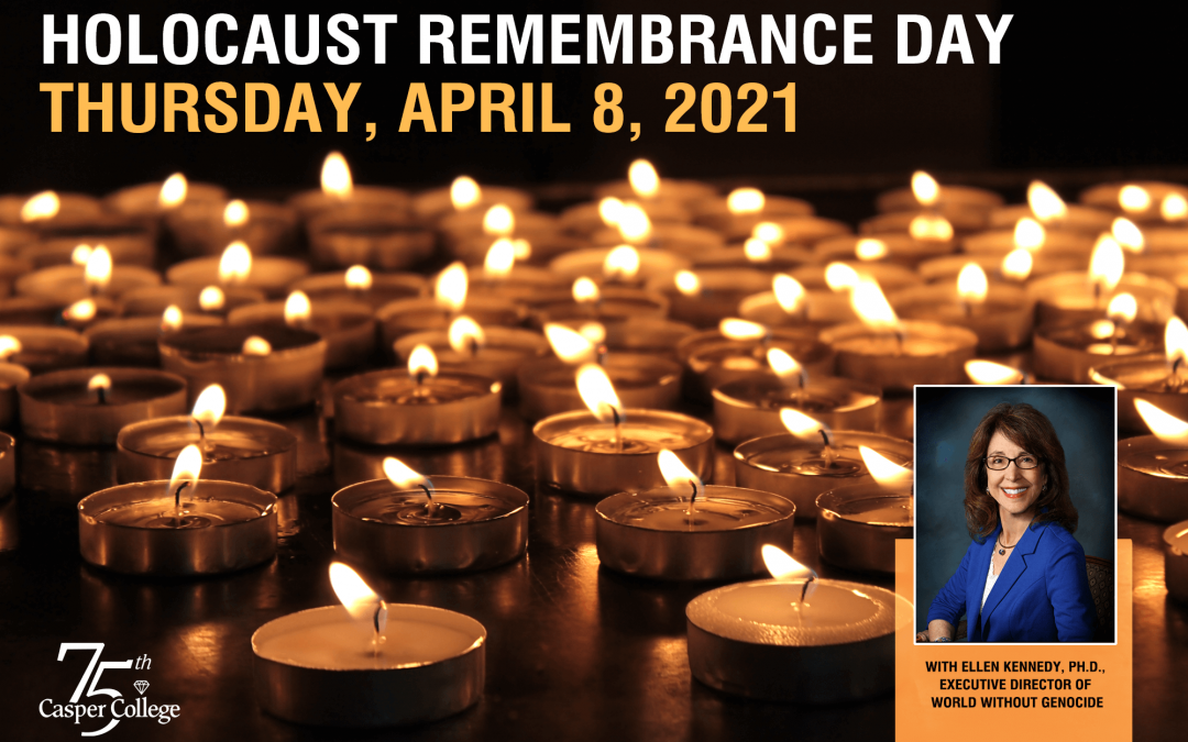 'Holocaust Remembrance Day' 2021 to feature Ellen Kennedy