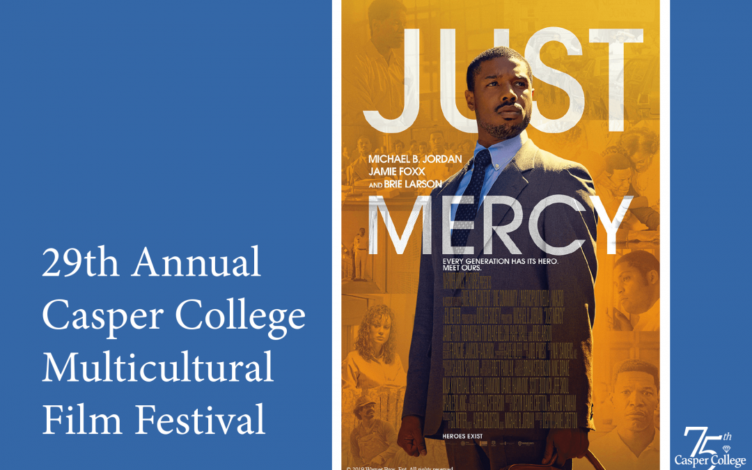 'Just Mercy' second film set for 2021 film festival