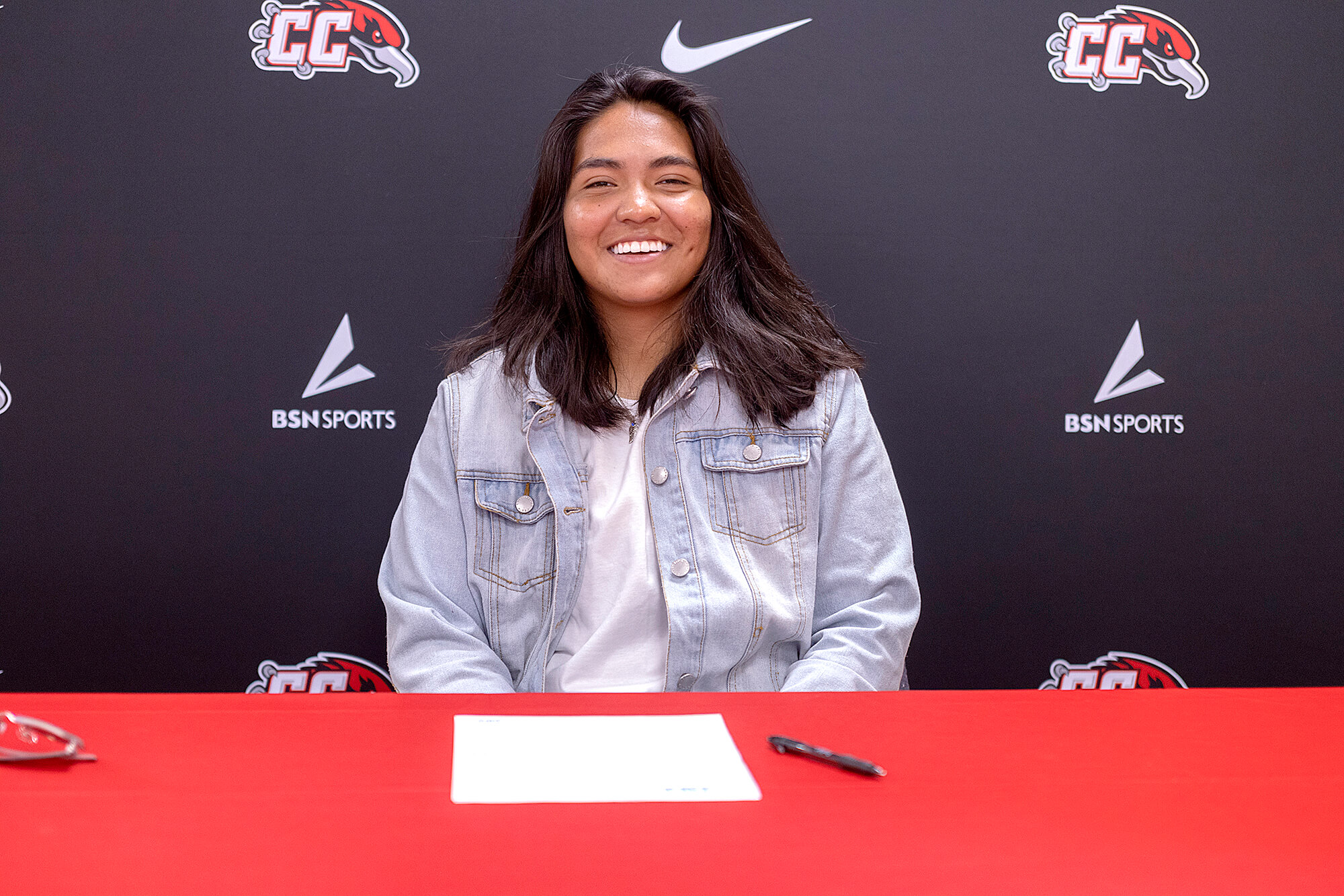 Photo of Casper College Women's Soccer team player Karla Gaytan.