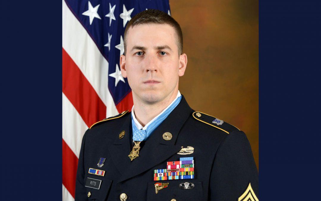 Medal of Honor recipient to speak at college