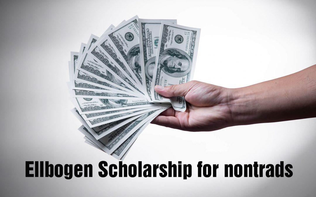 Casper College receives funds for Ellbogen Scholarship for nontrads