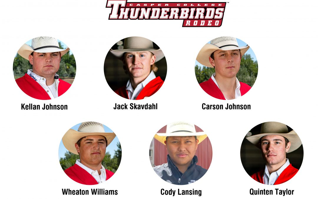 Six men from CC rodeo team head to CNFR