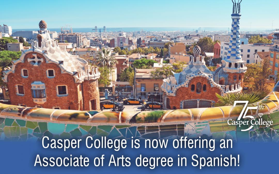 Casper College offers new degree in Spanish