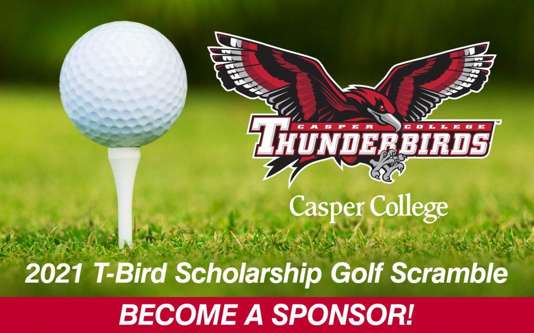 T-Bird Golf Scramble set for August 26
