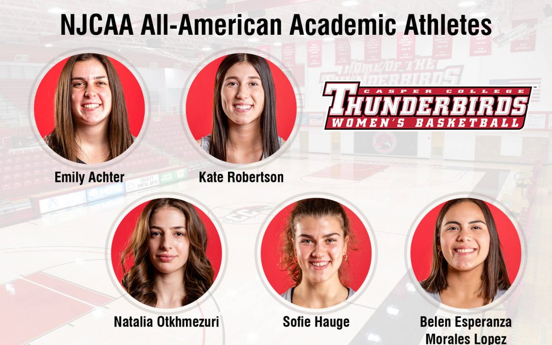 Lady T-Birds rated Top 20 for academic performance