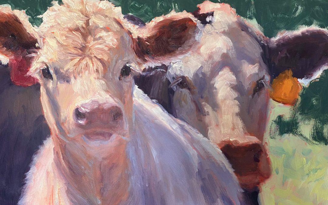 'Beasts and Barns' at Zahradnicek Gallery