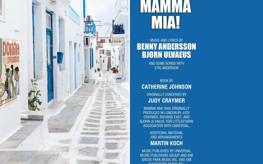 Musical hit 'Mamma Mia!' at Casper College; Kurt Stamm to direct