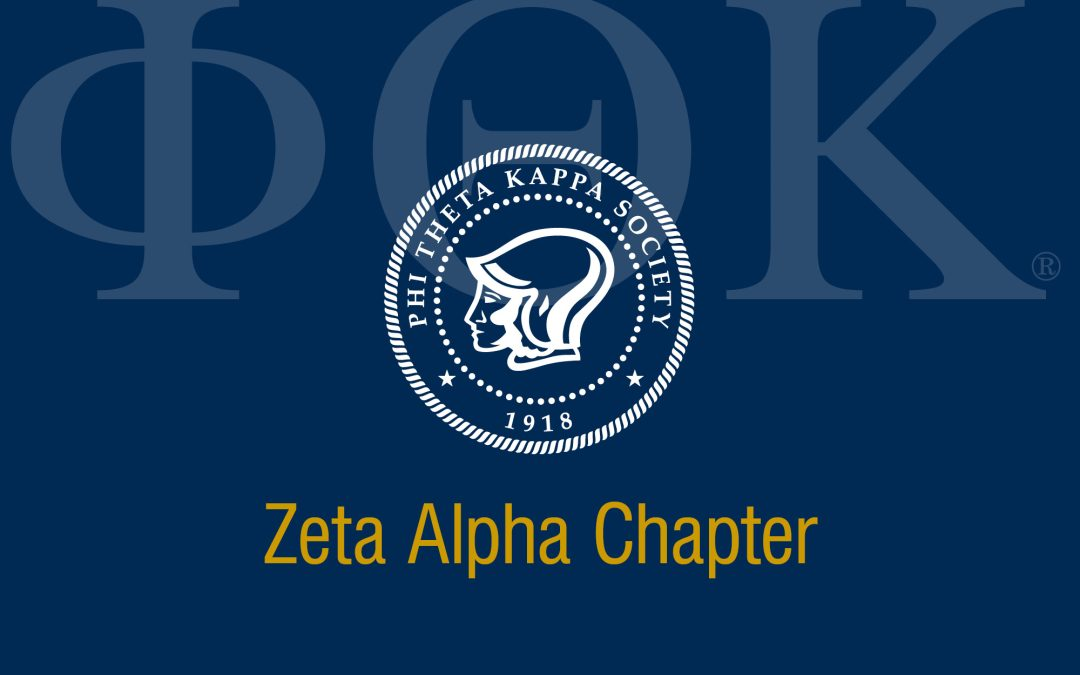 College announces 2021-2022 PTK officers