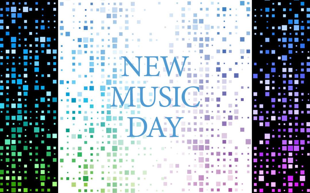 New Music Day set for September 21