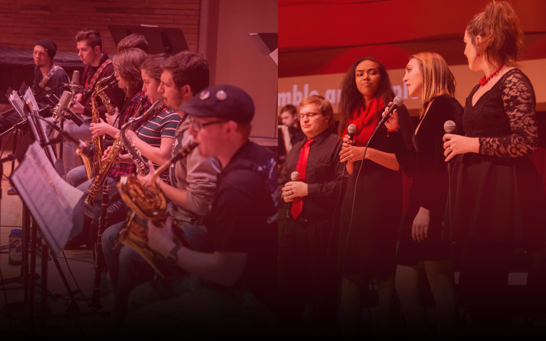 College invites community to join bands