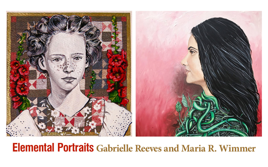 'Elemental Portraits' first show of semester