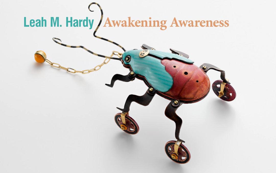 'awakening awareness' first exhibition at Zahradnicek