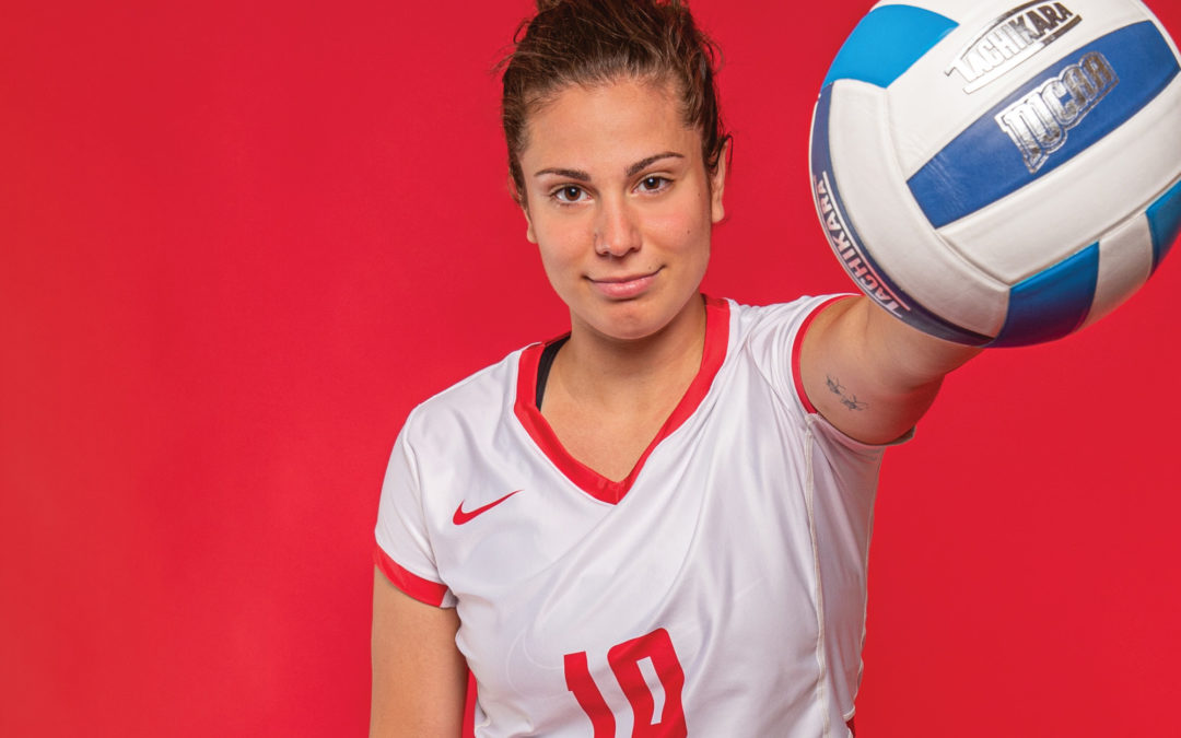 Volleyball 2019: Q and A: Meet Jovana Jeremic
