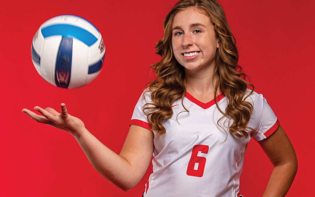 Volleyball 2019: Q and A: Meet Kylie Watson