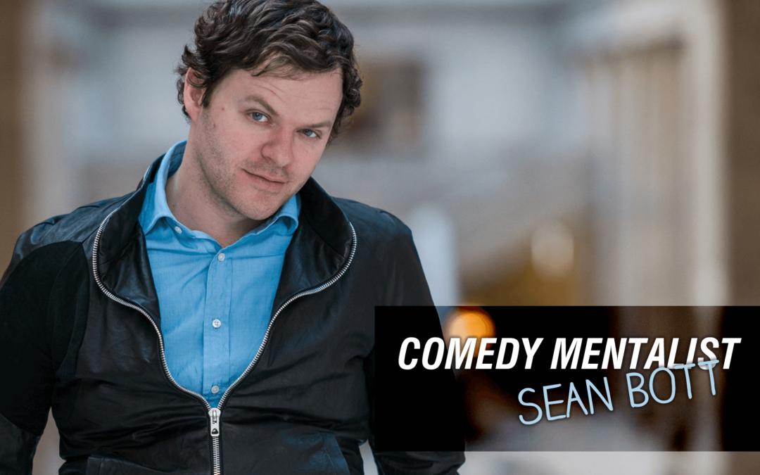Comedy mentalist Sean Bott returns to CC