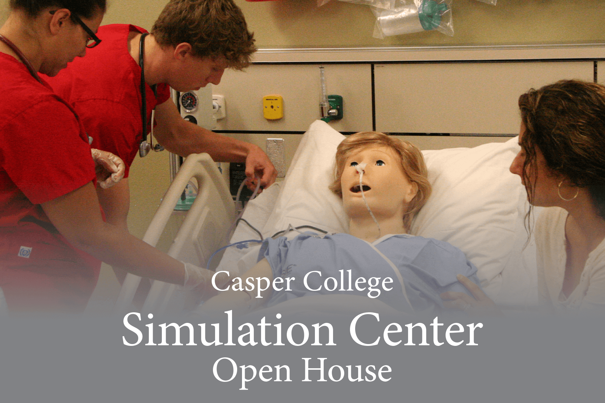 Image for Simulation Center open house