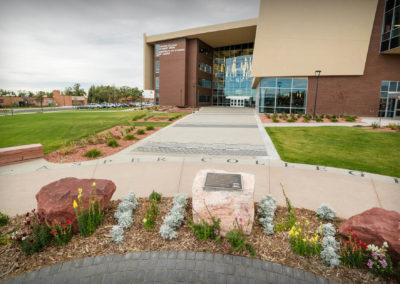 Student Union-UW/CC building