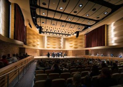 Wheeler Concert Hall