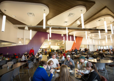 Tobin Dining Hall